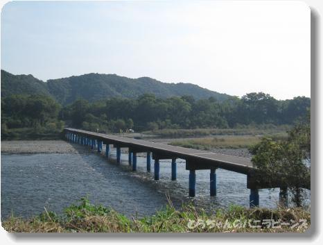 高知2佐田の沈下橋