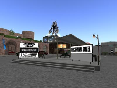 SSOC public area