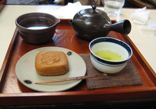 お茶フルコース