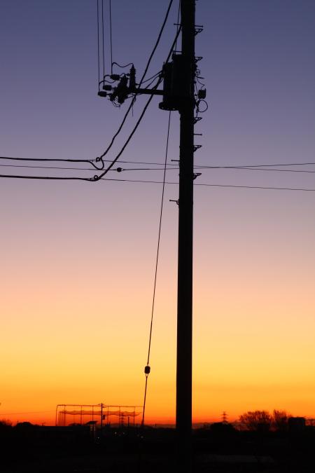 20110108夜明け