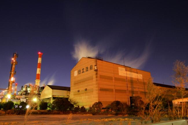 20110123東亜石油京浜製油所水江工場2