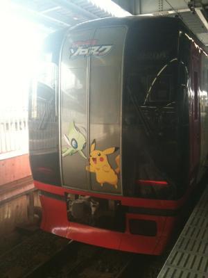 名鉄電車0815