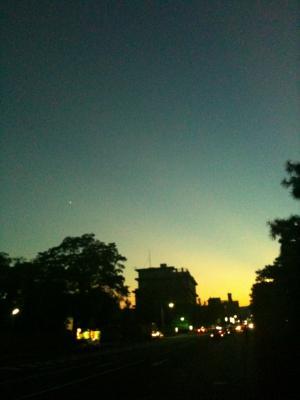 0819熱帯夜