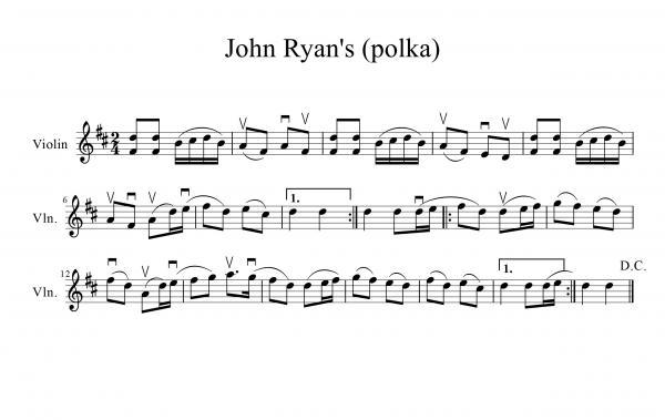 John Ryans (polka)-1