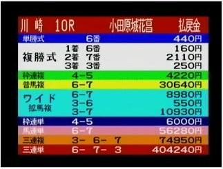 20110520川崎10R的中2