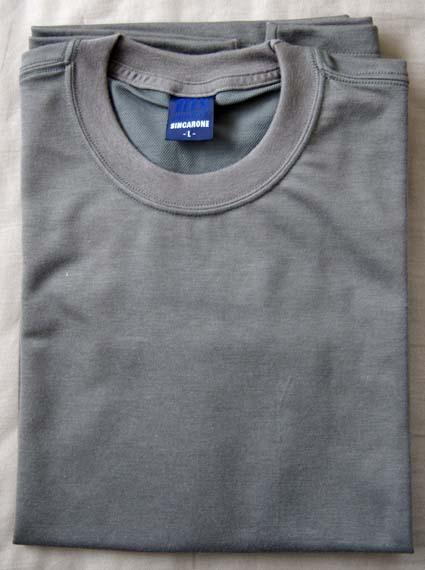 マスダ製エアレットTシャツ