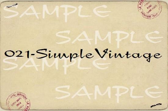 021-SimpleVintage