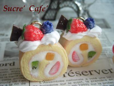 miniロールケーキ