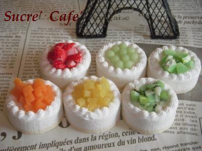 miniホールケーキ