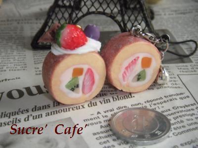 miniminiロールケーキ