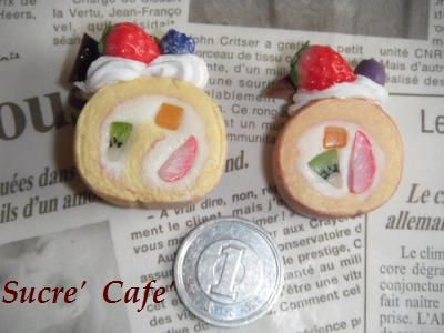 miniminiロールケーキ1