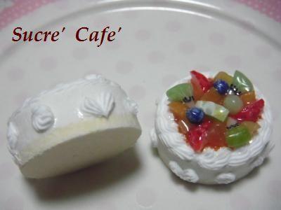 miniホールケーキ③
