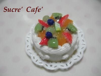 miniホールケーキ⑤
