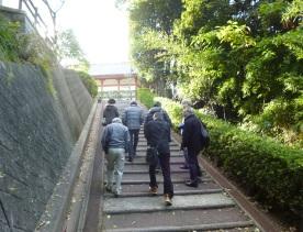 宝厳寺からいさにわ神社