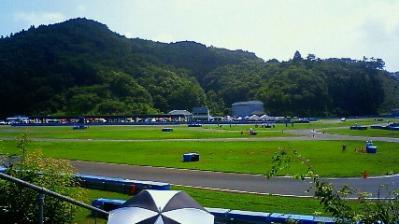 全日本ジムカーナ選手権第6戦@もてぎ北ショートコース8/1