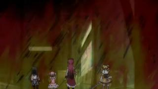 魔法少女まどか★マギカ 第10話「もう誰にも頼らない」.flv_000837628