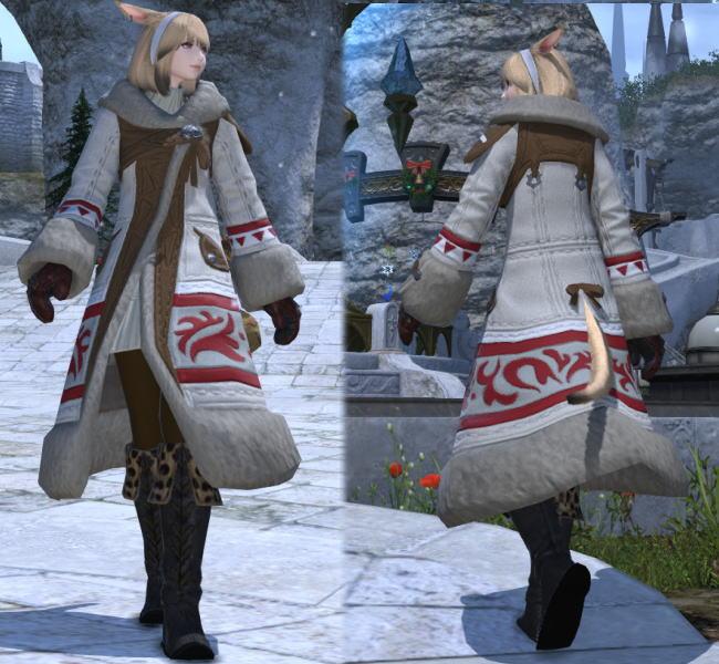 グレイシャルコート