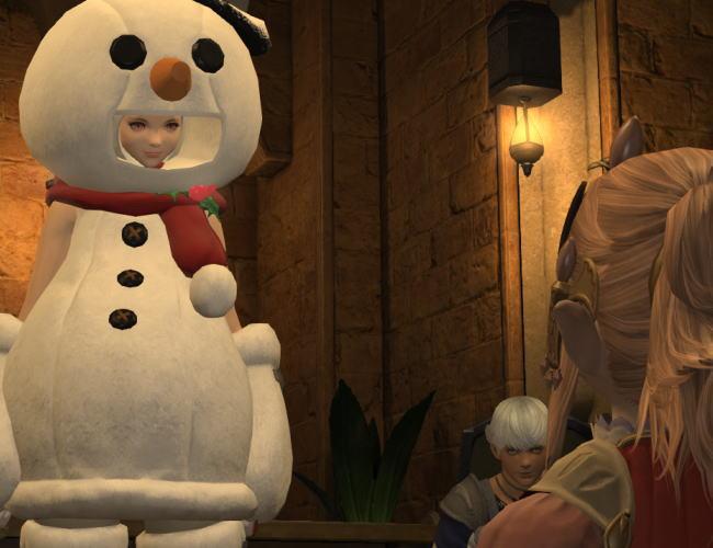 ナナモ様のクリスマス2