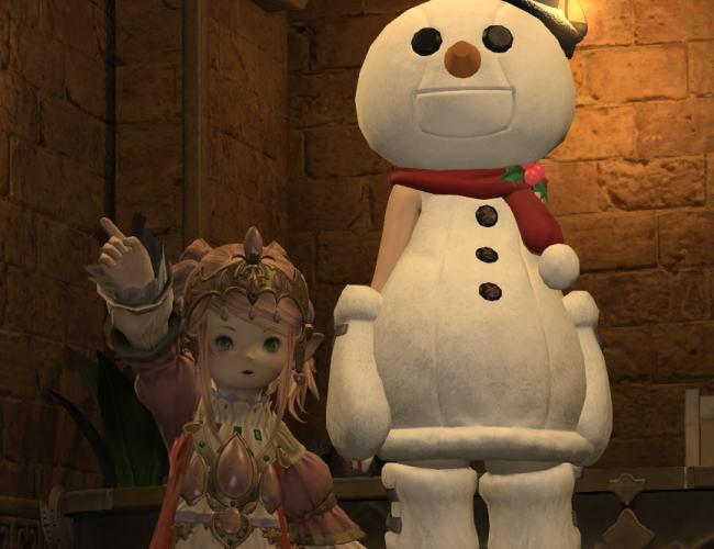 ナナモ様のクリスマス17