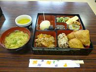 2010.9.16 千草給食2