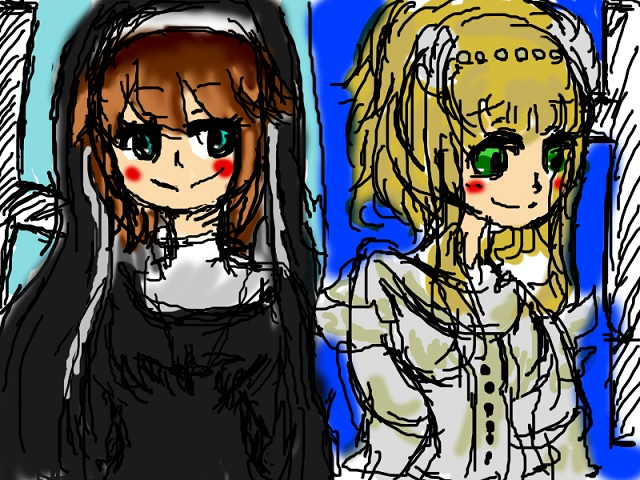 修道女エリーザベト