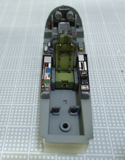 VF-1コクピット