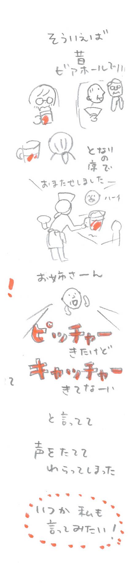 キャッチャー3
