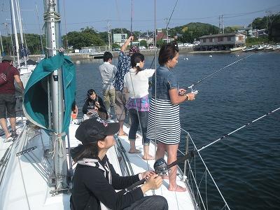 10人の釣り士