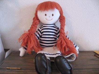 ニーナちゃん人形
