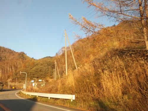 奥飛騨温泉郷へ-10