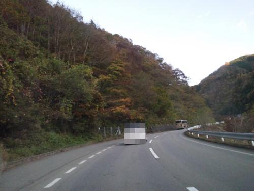 奥飛騨温泉郷へ-4