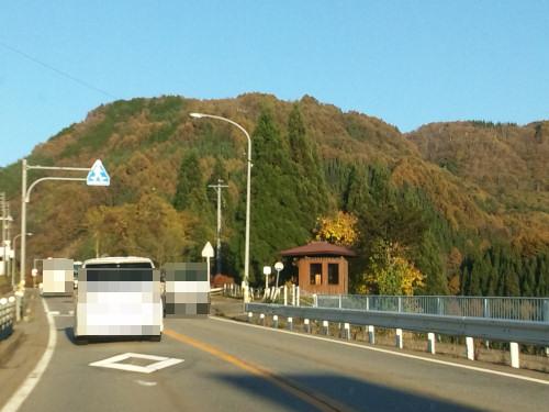 奥飛騨温泉郷へ-5