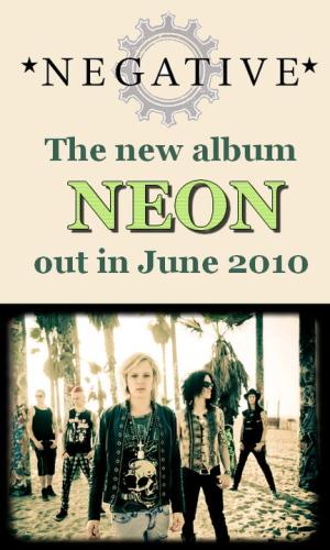 Negative Neon Promo