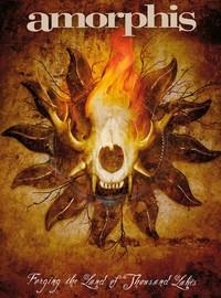 Amorphis DVD kansi