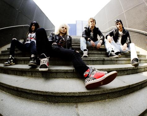 Reckless Love promo AJ Savolainen