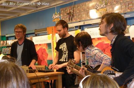 Disco Ensemble Anttila 04.06.2010