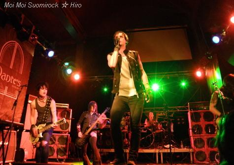 Hellcity Punks Dante's Highlight 04.06.2010
