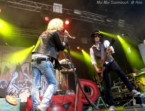 Negative Tammerfest 17.07.2010