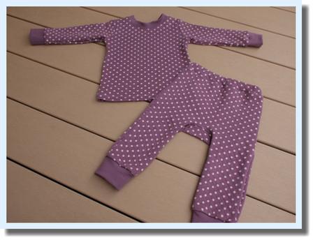 秋冬用パジャマ