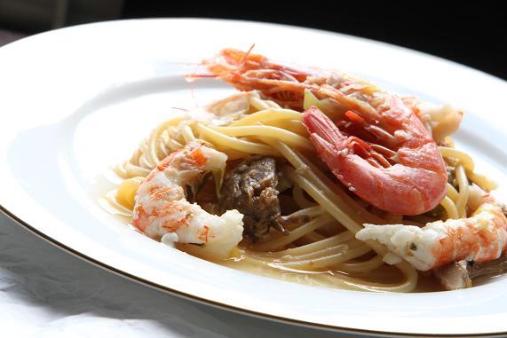 chanko ebi spaghetti_2013