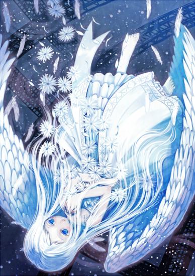 ハツユキ天使