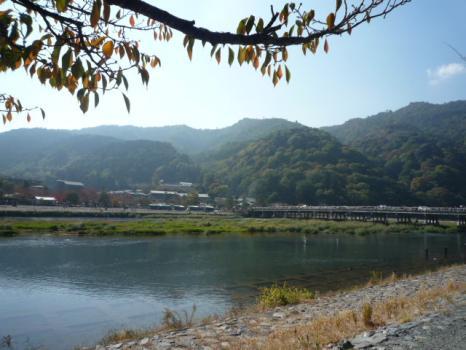 渡月橋P1060393