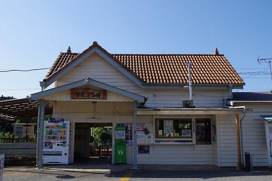 養老渓谷駅 1
