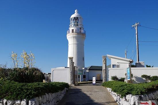 御前崎灯台 3