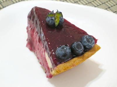 Rare Cheese Tart
