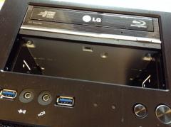 iMON VFD取付箇所