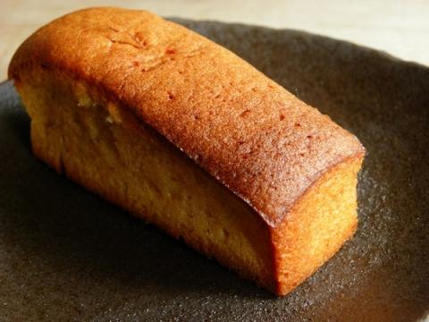 すももミニパウンドケーキ