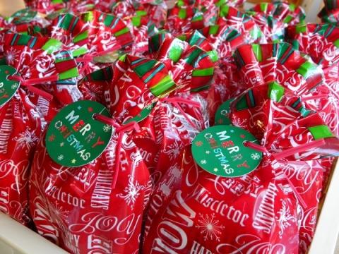 クリスマスキャンペーン用スコーン
