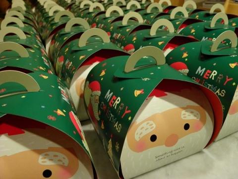 クリスマスキャンペーン用焼き菓子詰め合わせ
