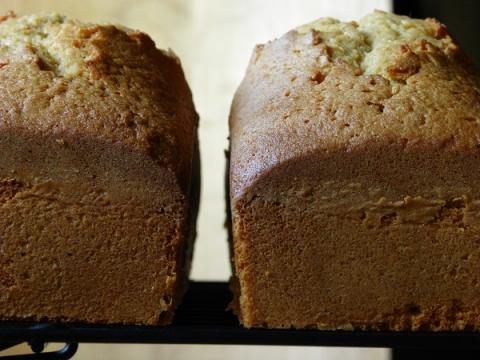 きなこパウンドケーキ